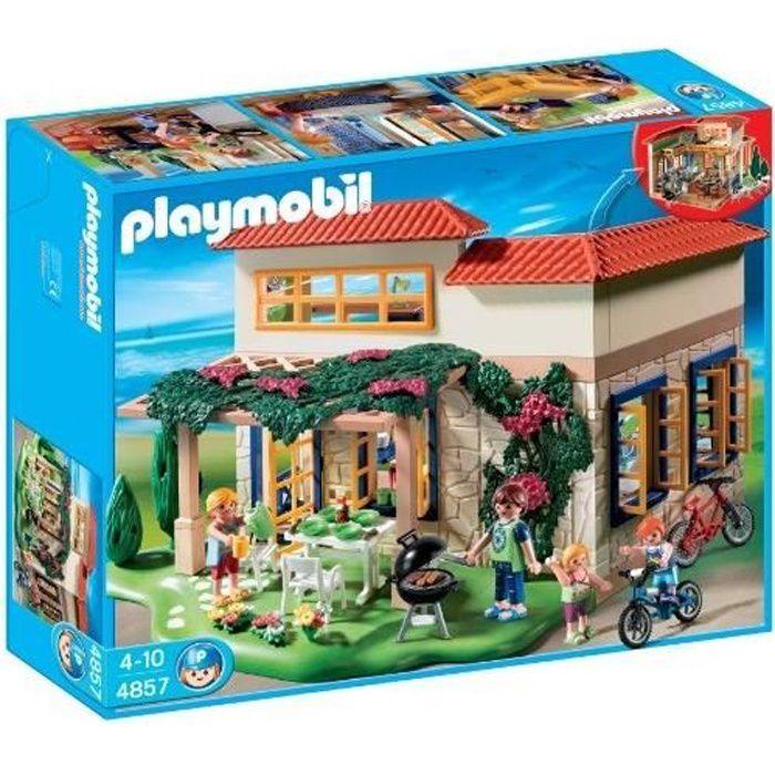 PLAYMOBIL - 4857 - JEU DE CONSTRUCTION - MAISON…