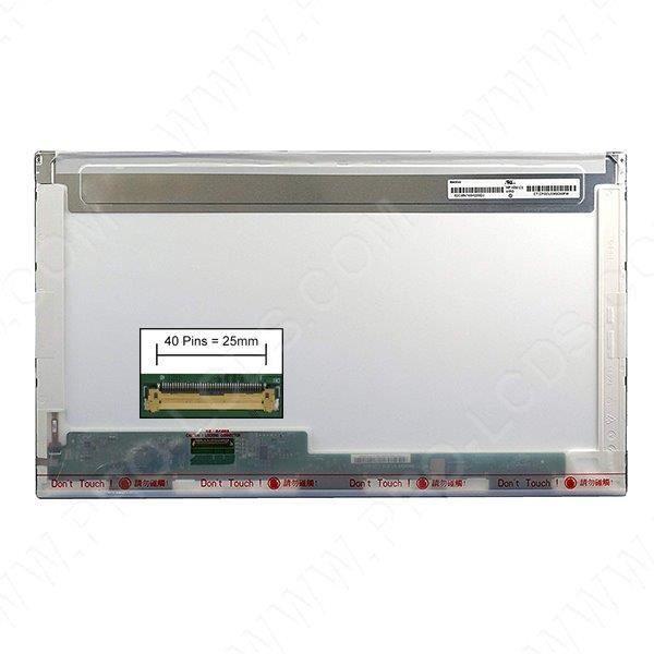 Dalle écran LCD LED pour Sony VAIO PCG-91111M 17.3 1920x1080 - Mate