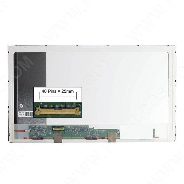 Dalle écran LCD LED type Toshiba PSCBBE-001004S4 17.3 1600x900 - Mate