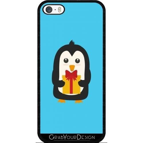 coque pour iphone se pingouin avec yph