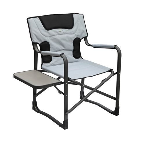 fauteuil de camping luxe fuga avec tablette p achat vente chaise de camping fauteuil de. Black Bedroom Furniture Sets. Home Design Ideas