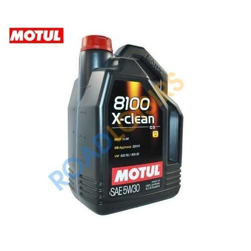 huile motul 8100 x clean 5w30 5 litres achat vente. Black Bedroom Furniture Sets. Home Design Ideas