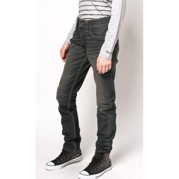 Pantalon Renton Jr Leg Dye Achat Vente pantalon Cdiscount