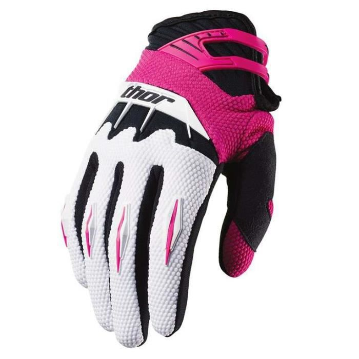 gants moto cross femme thor spec rose achat vente gants sous gants gants moto cross. Black Bedroom Furniture Sets. Home Design Ideas