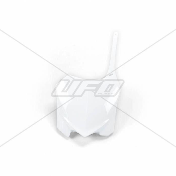 PLAQUE AVANT UFO HONDA 125 250 CR 90-94