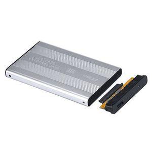 BOITIER POUR COMPOSANT USB 3.0 2.5 pouces SATA Disque dur externe Mobile