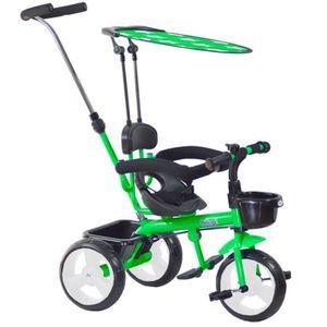 DRAISIENNE boppi Tricycle 4-en-1 9 à 36 Mois - Vert