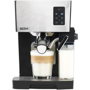 MACHINE À CAFÉ BEEM 1110SR Machine à café expresso et mousseur à