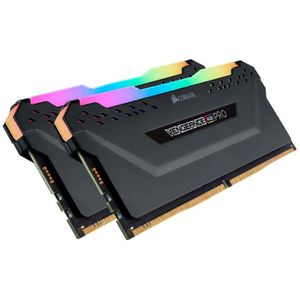 DISQUE DUR SSD CORSAIR - Kit d'éclairage VENGEANCE RGB PRO – Noir