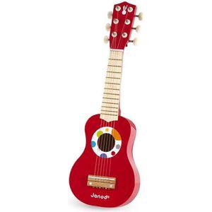 INSTRUMENT DE MUSIQUE Ma Première Guitare Confetti (bois)