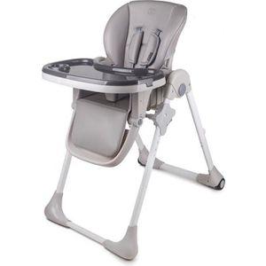 CHAISE HAUTE  Kinderkraft Chaise haute bébé YUMMY Plateau réglab
