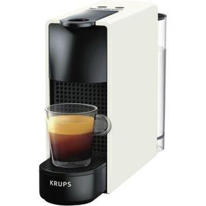 MACHINE À CAFÉ Nespresso Krups Essenza Mini Pure White YY2912FD