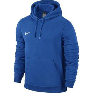 SWEAT-SHIRT DE SPORT NIKE Sweat à capuche Team Club Hoody - Homme Bleu