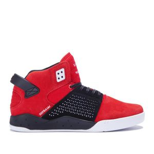 BASKET Chaussures SUPRA SKYTOP III Red white