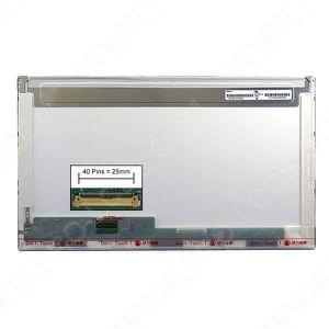 DALLE D'ÉCRAN Dalle écran LCD LED pour MSI GX780 Série 17.3 1920