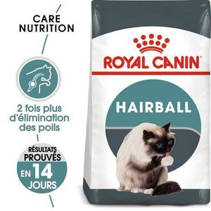 CROQUETTES Royal Canin Hairball Care for Cat 4 kg