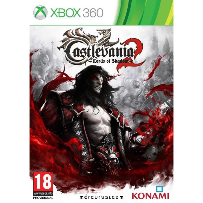 JEUX XBOX 360 Castlevania Lords Of Shadow 2 XBOX 360