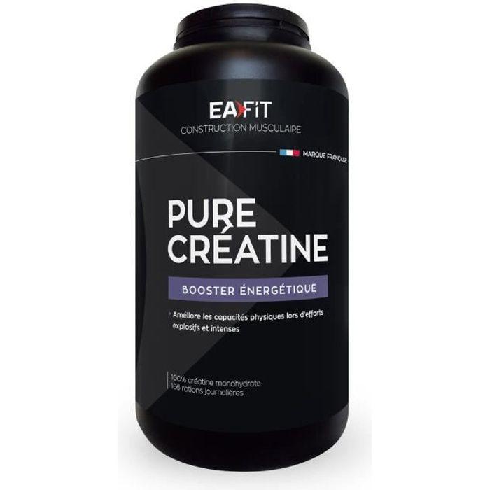 EAFIT Pure Créatine Poudre - 500 g