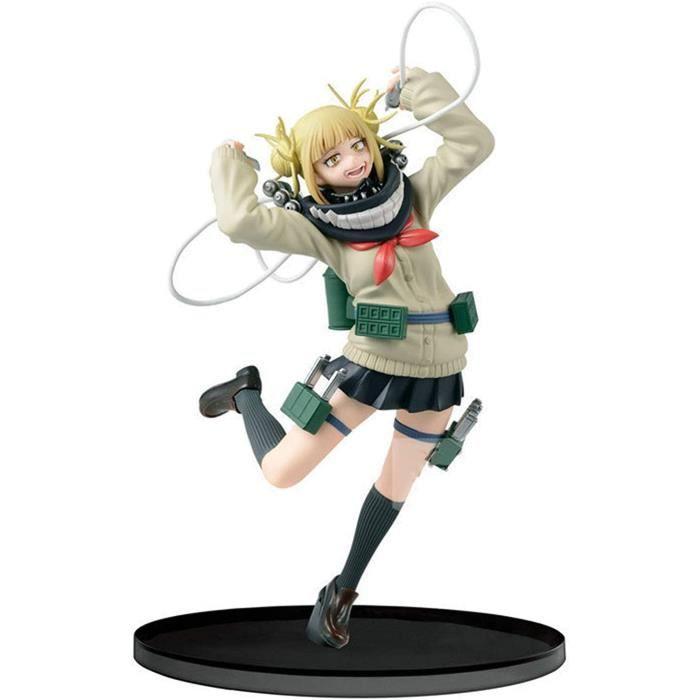 FIGURINE MINIATURE PERSONNAGE MINIATURE Boku no Hero Academia Figurine Toga Himiko en PVC Figurine My Hero Academia Figure Colos332