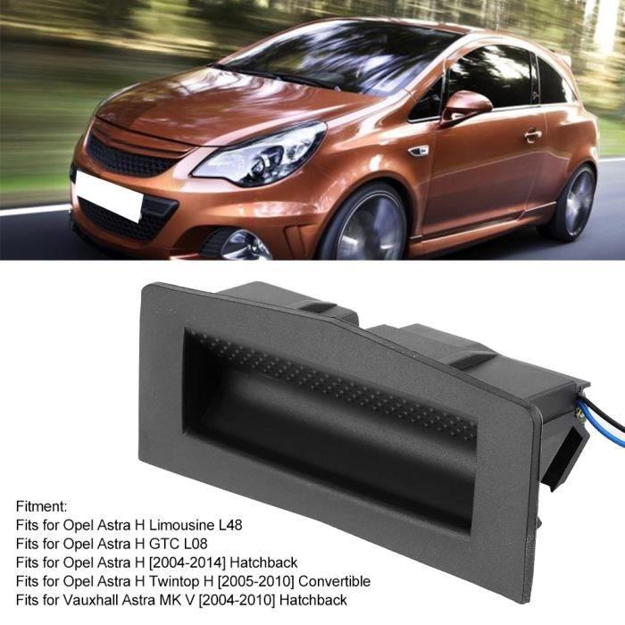 Commutateur De Poignée D'Ouverture De Coffre De Hayon De Voiture 13223920 Adapté Pour Opel Astra H-CER