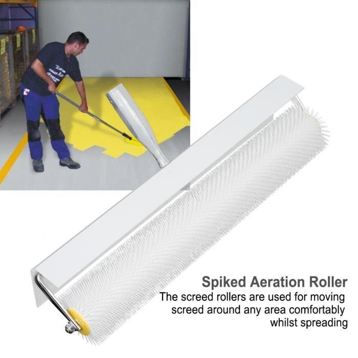 Rouleau de plancher de chape composé à pointes autonivelant de latex de plancher de 500mm -RUR