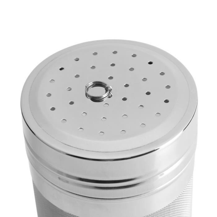 Filtre à bière à trémie sèche - Filtre à bière en acier inoxydable de 300 microns pour trémie sèche de café maison
