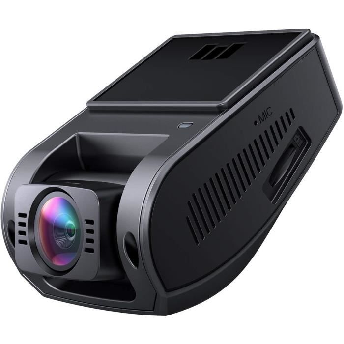 AUKEY Caméra Embarquée Voiture 4K 2880x2160P Dashcam 157 Degrés Superkondensator Caméra Voiture avec HDR, Capteur-G, Détecti 1567