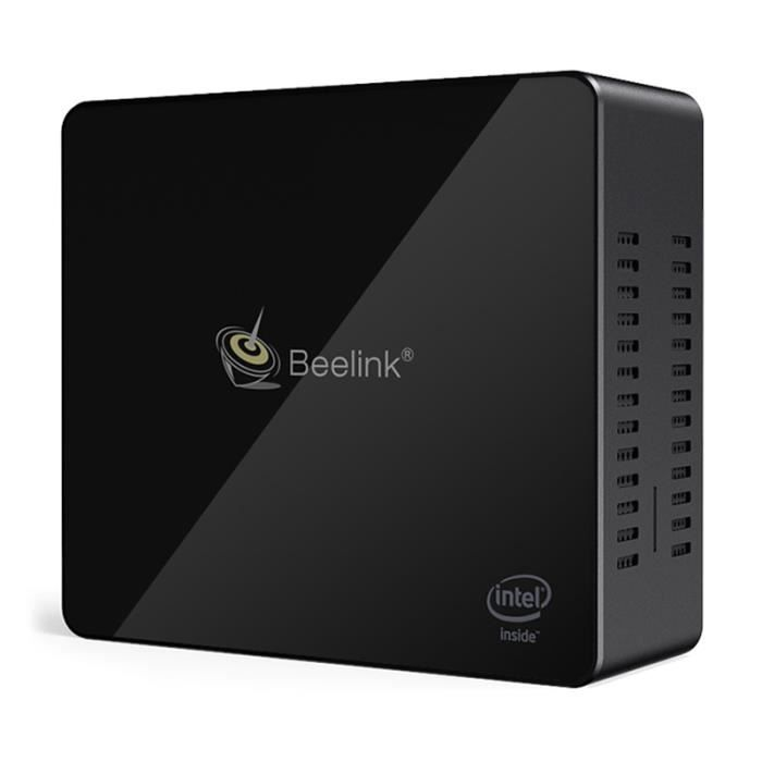"Beelink Gemini X45 MINI PC 8GB RAM+256GB SSD Intel GEMINI LAKE J4105/Intel UHD Graphics 600 / Expandable 2.5"" 1TB HDD/SSD /2 x HDMI"