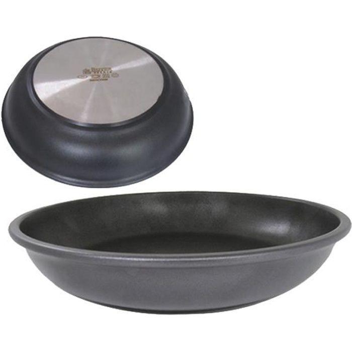 De buyer - Moule à tarte tatin fonte d'aluminium anti-adhésif 28cm - 8320.28