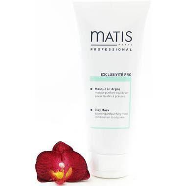 Matis Exclusivité Pro Masque à l'Argile 200ml (Salon Size)