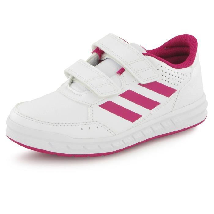 Adidas Performance Altasport blanc, baskets mode mixte