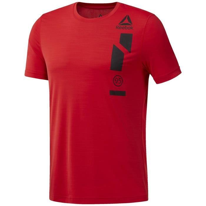 REEBOK Teeshirt - Wor Activchill Man-4059808929002