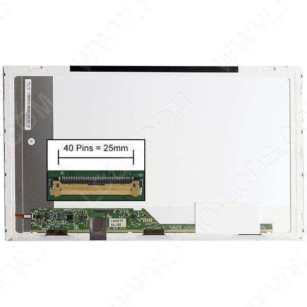 Dalle écran LCD LED pour Sony VAIO VPC-EH28FN-W 15.6 1366x768 - Brillante