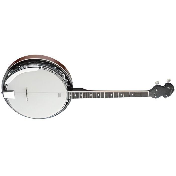 Banjo bluegrass deluxe 4-cordes avec corps en m…