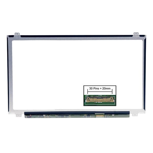 Dalle écran Lcd Led type Toshiba Pskxee 00600Fen 15.6 1366x768 Brillante