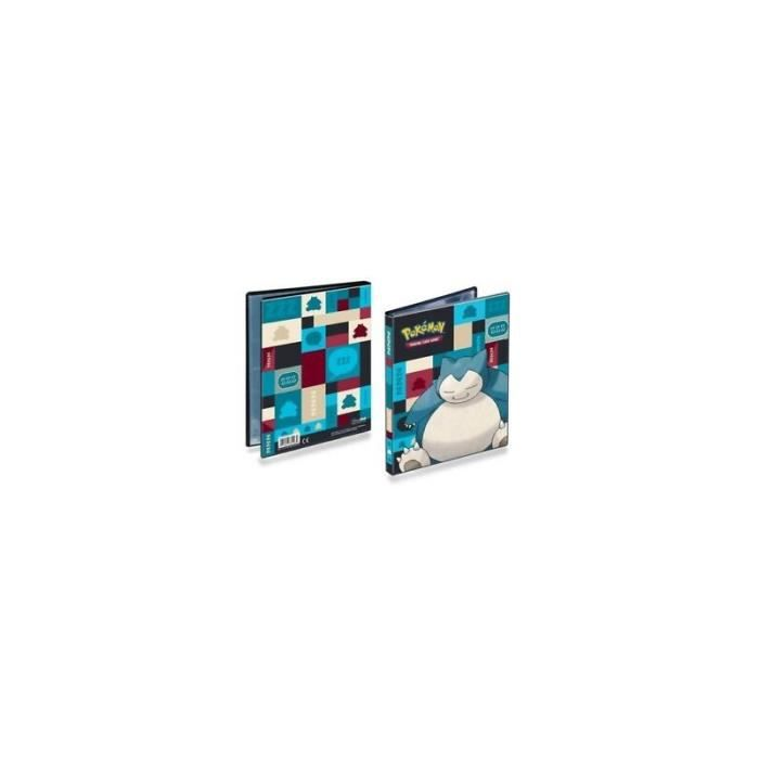 CARTES DE JEU Accessoires de cartes - Cahier range-cartes Pokémo