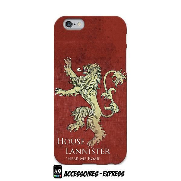 coque iphone 6 game of thrones