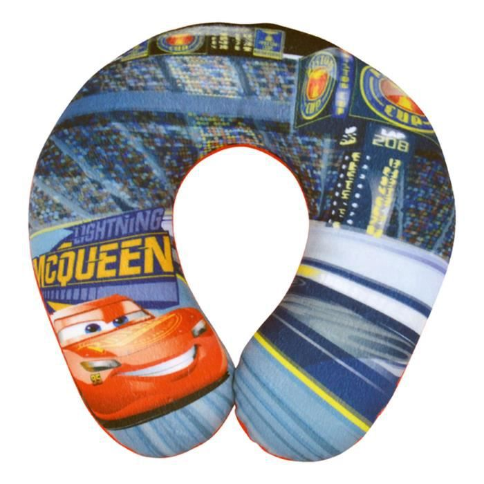 cc12db728c5c DISNEY Cars 3 Support de cou en peluche douce Multicolore - Achat ...