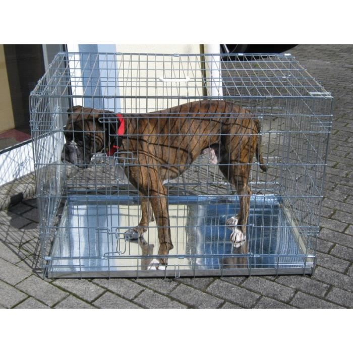 cage de transports taille xxl pour chien ou autre achat vente caisse de transport cage de. Black Bedroom Furniture Sets. Home Design Ideas