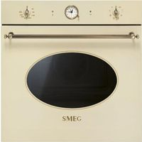 FOUR Smeg Colonial SFP805PO Four intégrable niche large