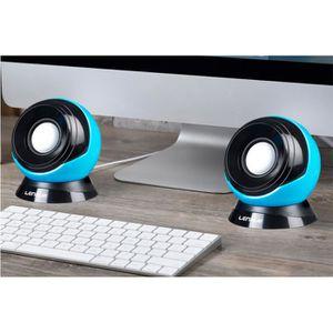 HAUT-PARLEUR - MICRO Haut-parleurs d'ordinateur pour petits haut-parleu