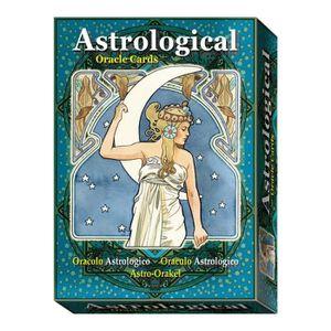LIVRE PARANORMAL Oracle Astrological  (cartomancie - voyance)