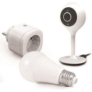 CAMÉRA DE SURVEILLANCE AVIDSEN Starter Kit Connect Smart Home - Caméra In