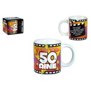 BOL Mug Lumineux 50 Ans