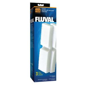FILTRATION - POMPE FLUVAL Lot de 3 blocs de mousse - Pour filtres ext