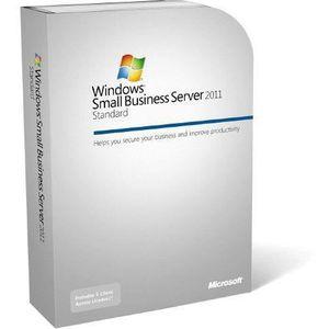 SYSTÈME D'EXPLOITATION MS 1x 5UCAL Windows Small Business Server 2011 Pre