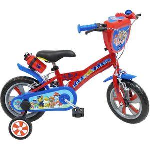 VÉLO ENFANT MONDO Vélo enfant Garçon Pat Patrouille - 12'' - R