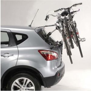 PORTE-VELO Porte-vélos sangles suspendu MOTTEZ A025PMON (3 vé
