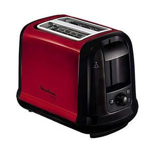 GRILLE-PAIN - TOASTER Moulinex LT260D11 Grille-Pain Toaster Subito 2 Fen