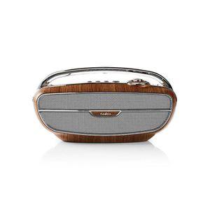 ENCEINTE NOMADE NEDIS Poste Radio FM Portable | 60 W | Bluetooth®
